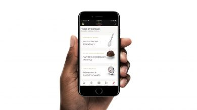 DOWNLOAD THE VALRHONA APP